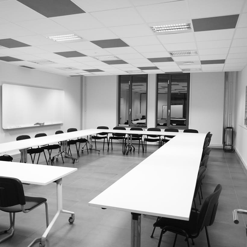 Salle 5 coworking